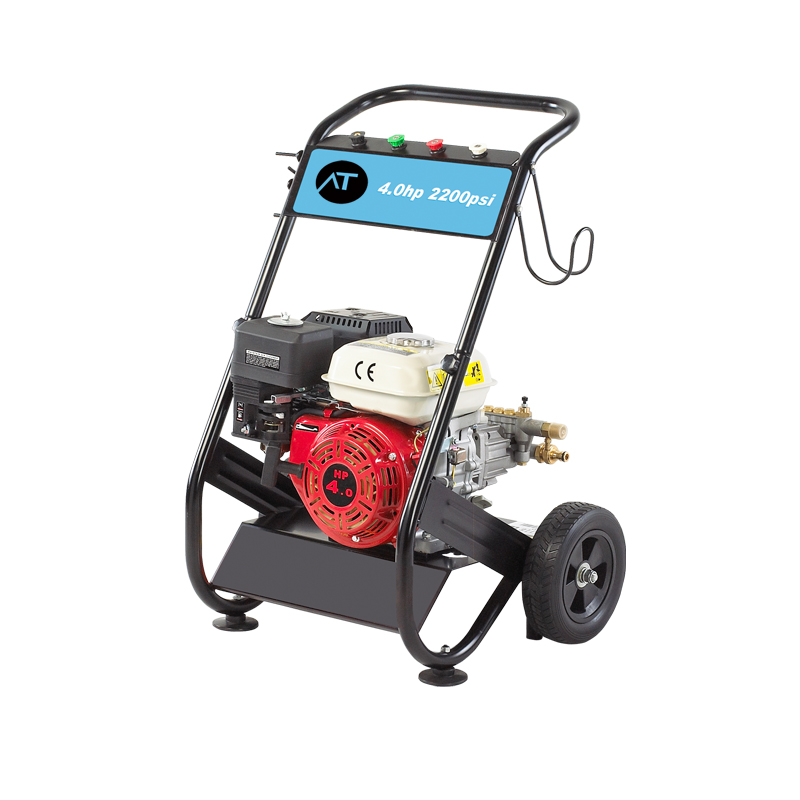 2900PSI gasoline pressure washer, gasoline engine, industrial high pressure washer