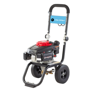 petrol pressure washer with Honda Gasoline engine 2600PSI 5.8HP pressure washers